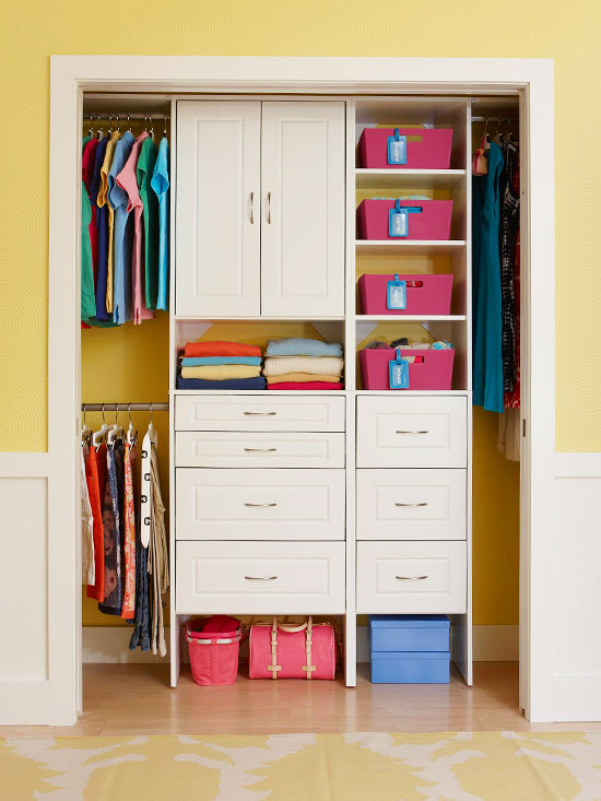 Closet. The Anatomy Of A Perfect Closet