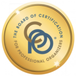 Certified Professional Organizer®